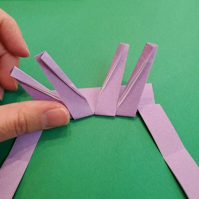キュアアースの折り紙 折り方・作り方 (17)