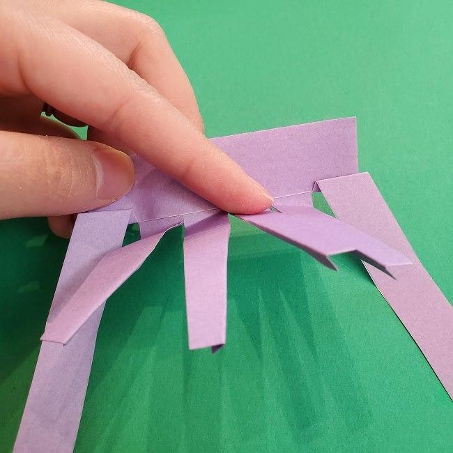キュアアースの折り紙 折り方・作り方 (18)