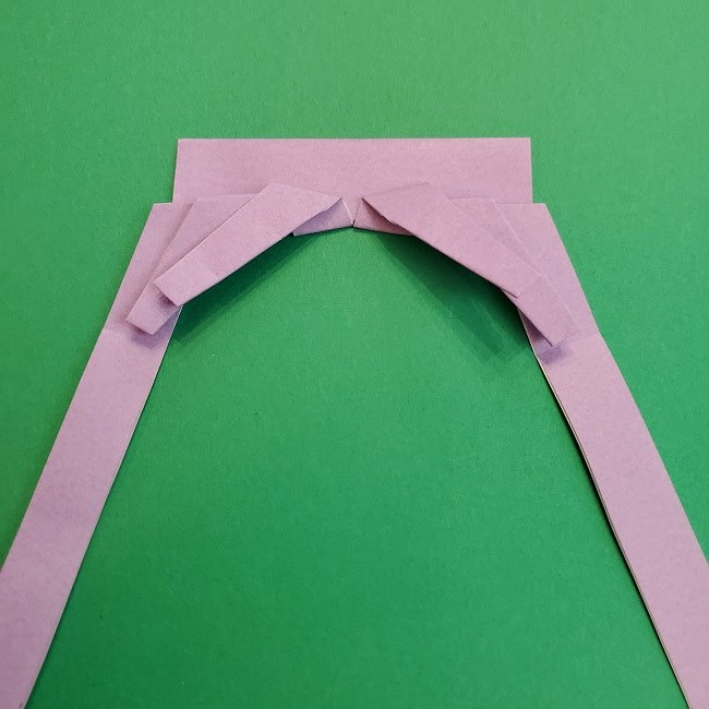 キュアアースの折り紙 折り方・作り方 (19)