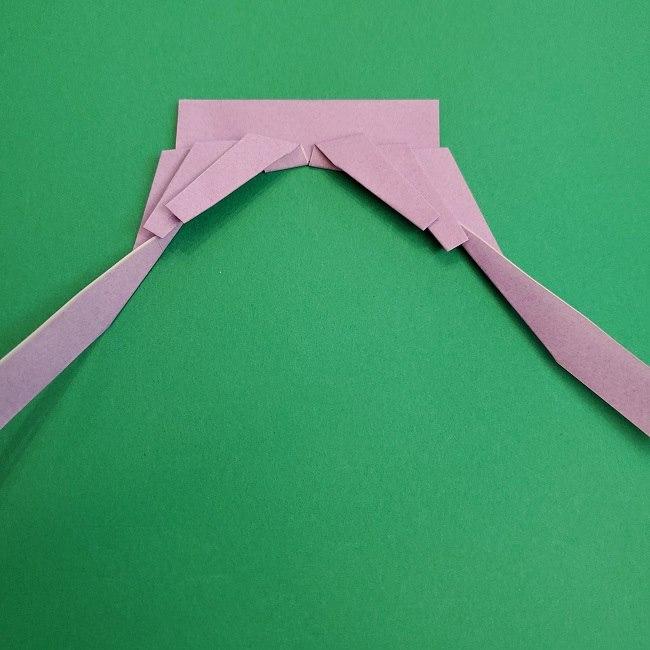 キュアアースの折り紙 折り方・作り方 (20)