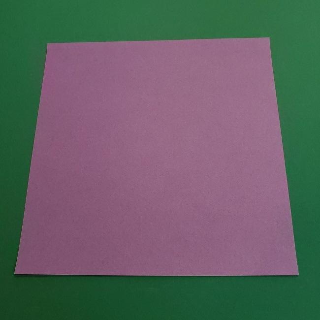 キュアアースの折り紙 折り方・作り方 (24)