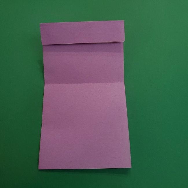 キュアアースの折り紙 折り方・作り方 (25)