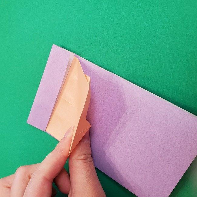 キュアアースの折り紙 折り方・作り方 (27)