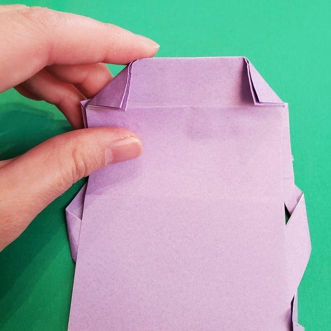 キュアアースの折り紙 折り方・作り方 (29)