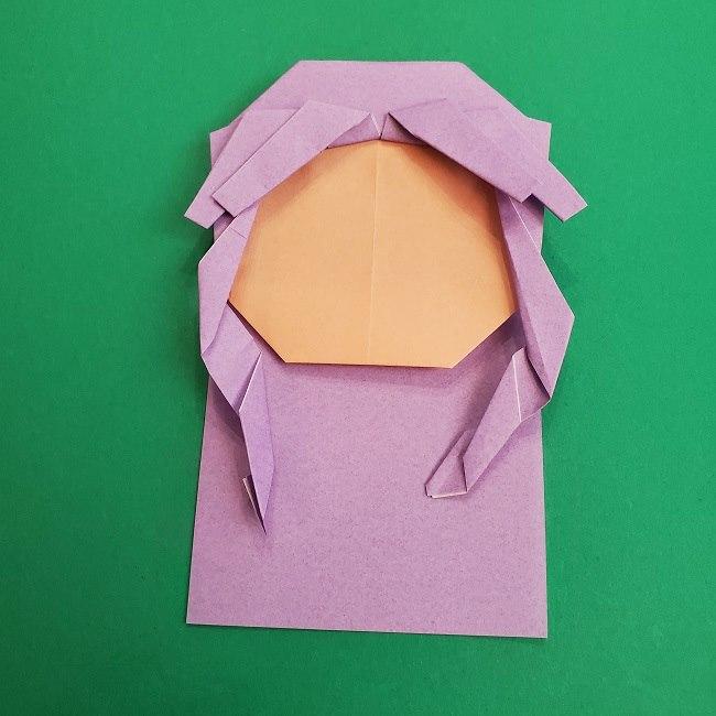 キュアアースの折り紙 折り方・作り方 (30)