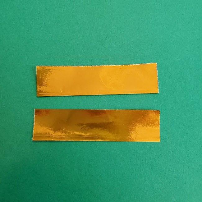 キュアアースの折り紙 折り方・作り方 (41)