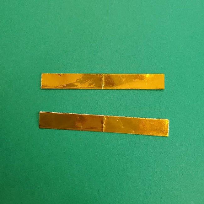 キュアアースの折り紙 折り方・作り方 (44)