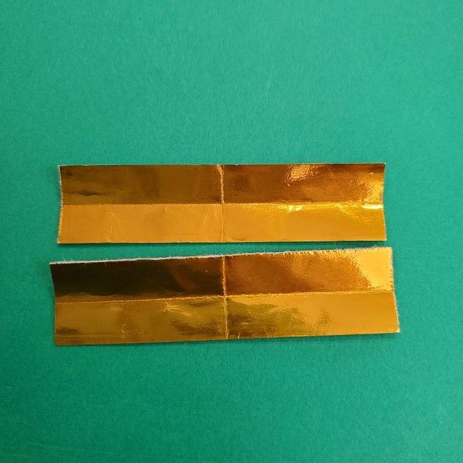 キュアアースの折り紙 折り方・作り方 (45)