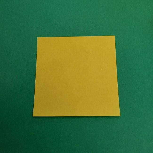 キュアアースの折り紙 折り方・作り方 (48)