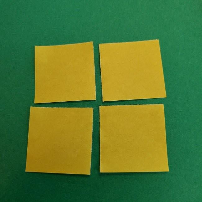 キュアアースの折り紙 折り方・作り方 (49)