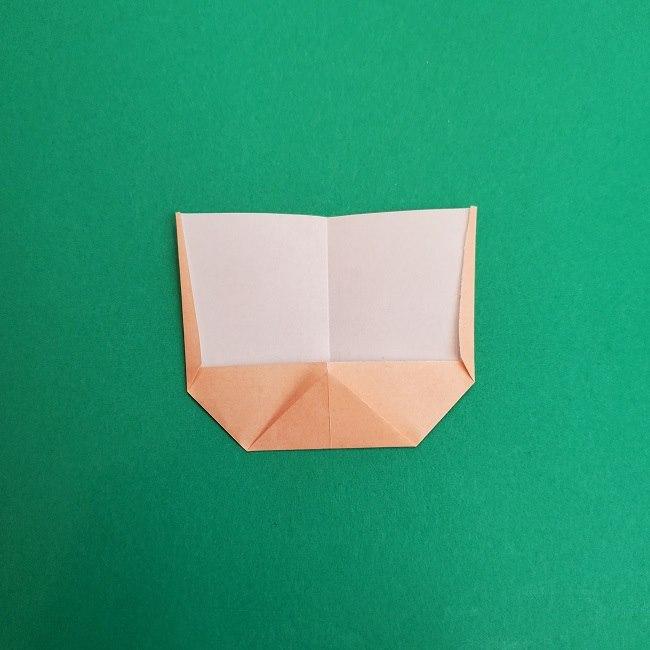 キュアアースの折り紙 折り方・作り方 (5)