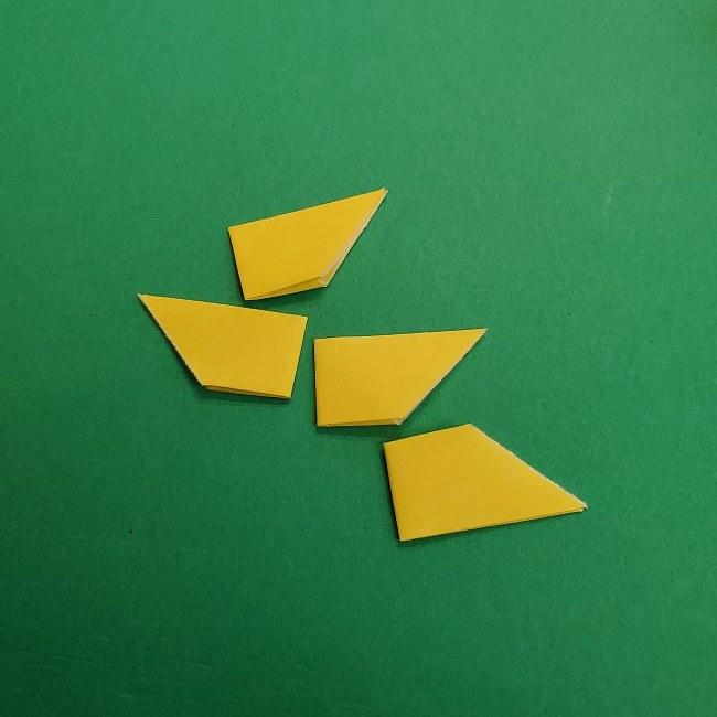 キュアアースの折り紙 折り方・作り方 (53)