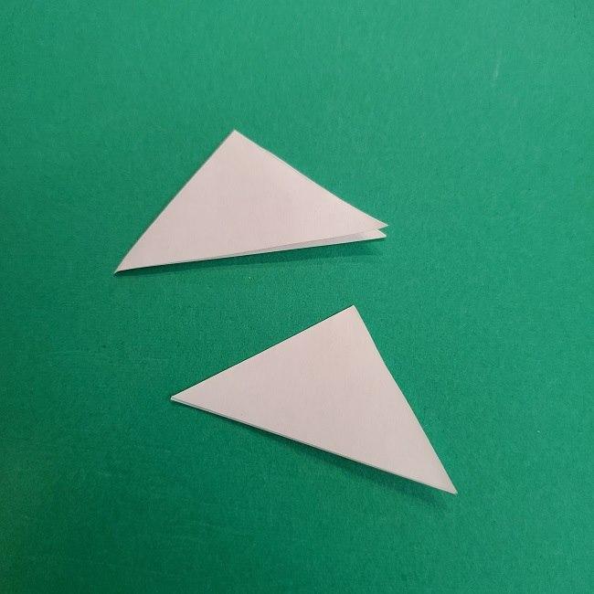 キュアアースの折り紙 折り方・作り方 (57)