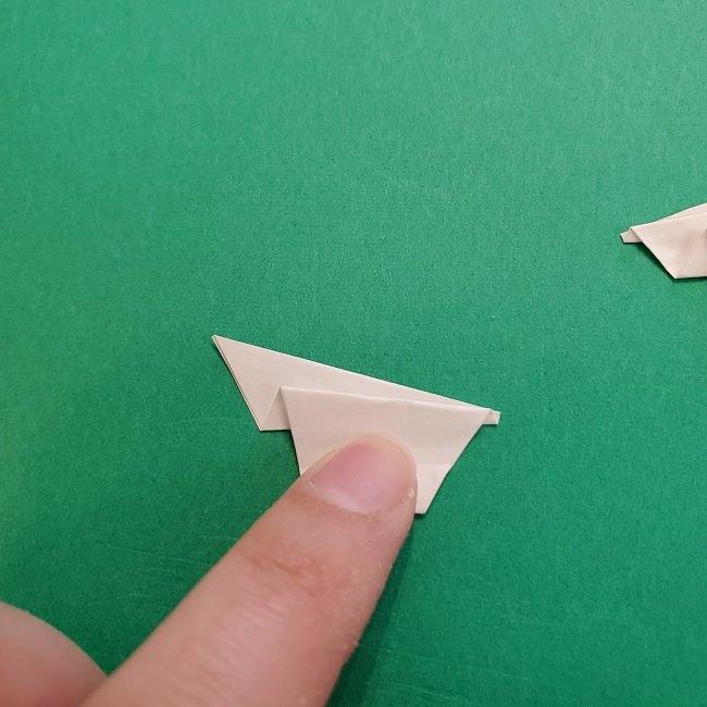 キュアアースの折り紙 折り方・作り方 (58)