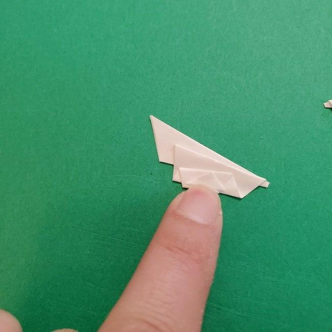 キュアアースの折り紙 折り方・作り方 (59)