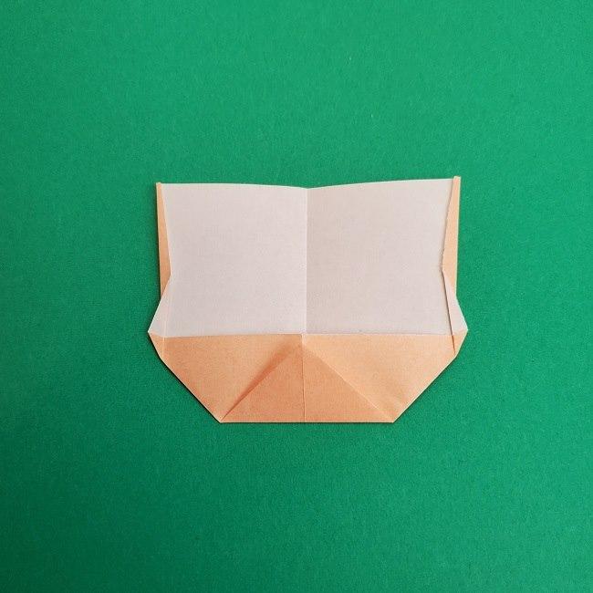キュアアースの折り紙 折り方・作り方 (6)