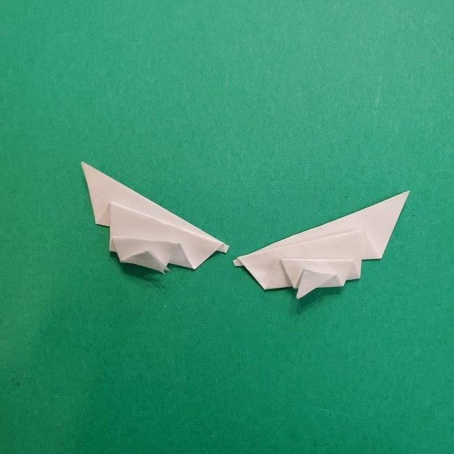 キュアアースの折り紙 折り方・作り方 (60)