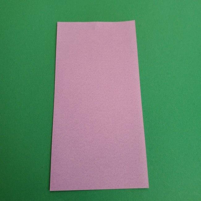 キュアアースの折り紙 折り方・作り方 (8)