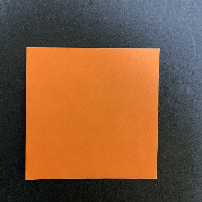 チューリップの折り紙製作*用意するもの (1)