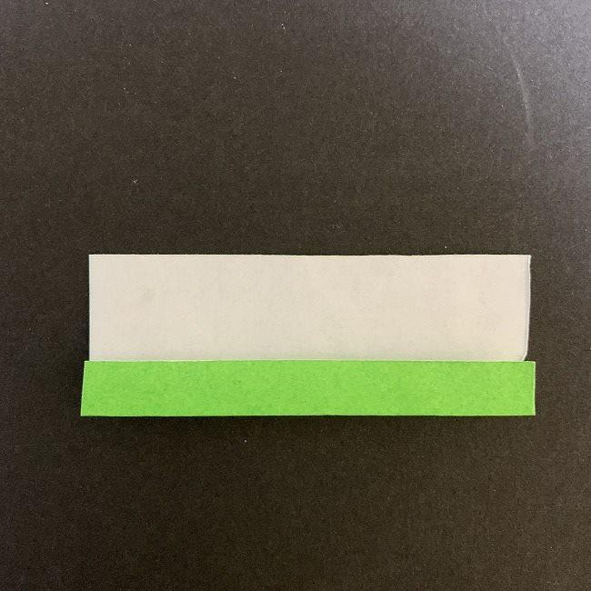 チューリップの茎の折り方 (2)