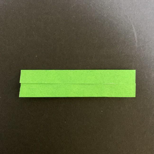 チューリップの茎の折り方 (3)