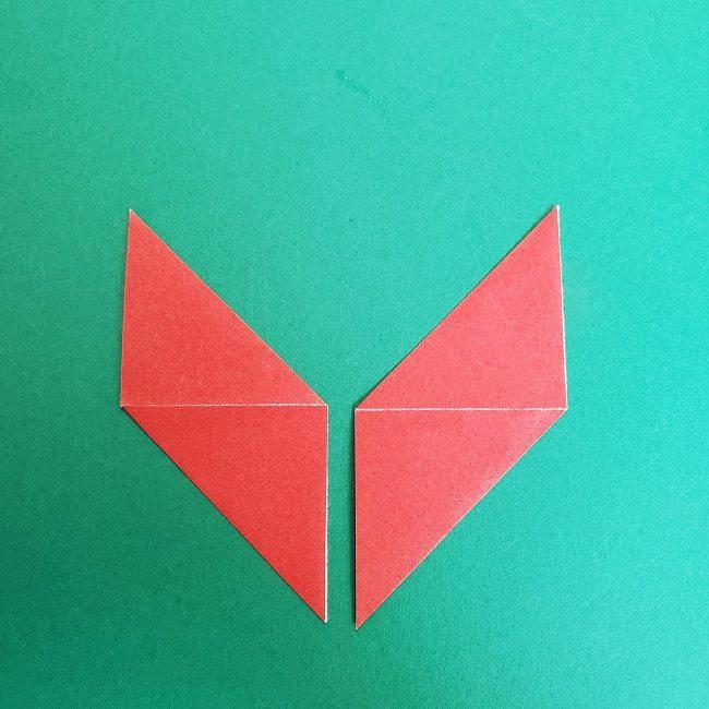 トトロのめいちゃん*折り紙の折り方作り方 (14)