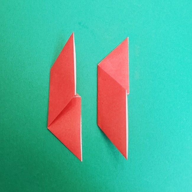 トトロのめいちゃん*折り紙の折り方作り方 (16)