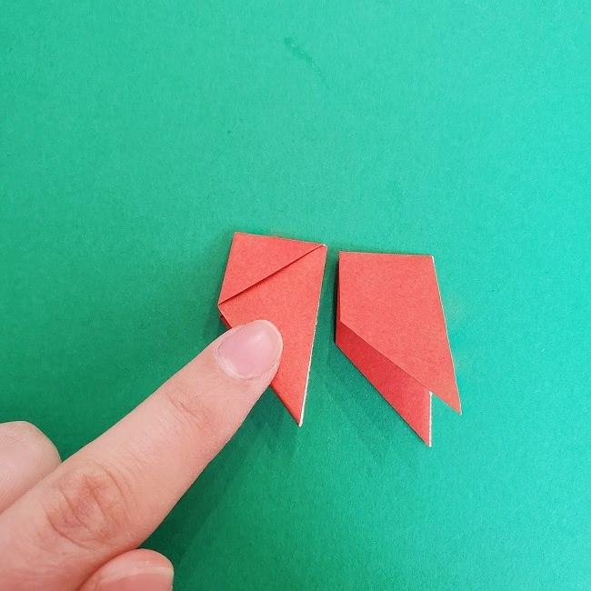 トトロのめいちゃん*折り紙の折り方作り方 (17)