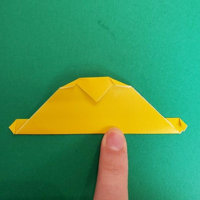 トトロのめいちゃん*折り紙の折り方作り方 (34)