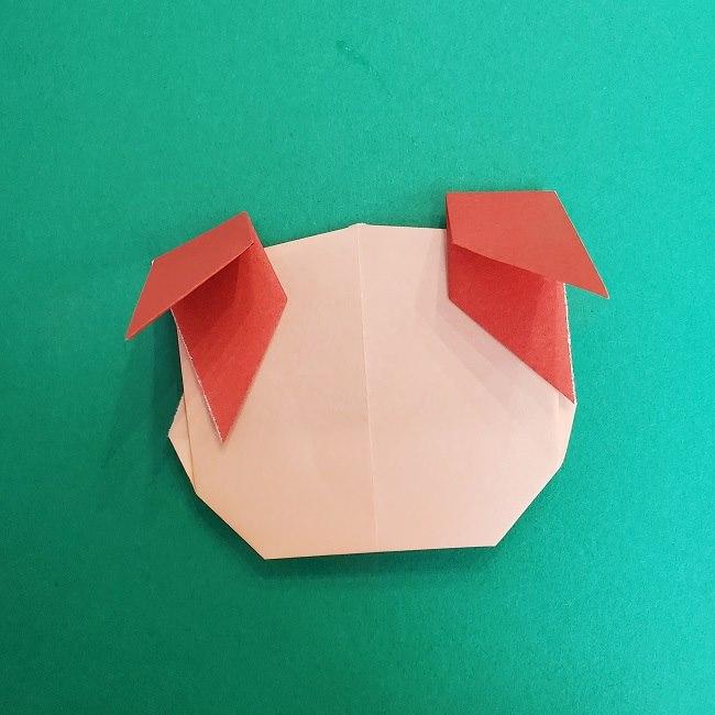 トトロのめいちゃん*折り紙の折り方作り方 (36)