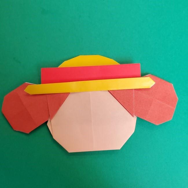 トトロのめいちゃん*折り紙の折り方作り方 (49)