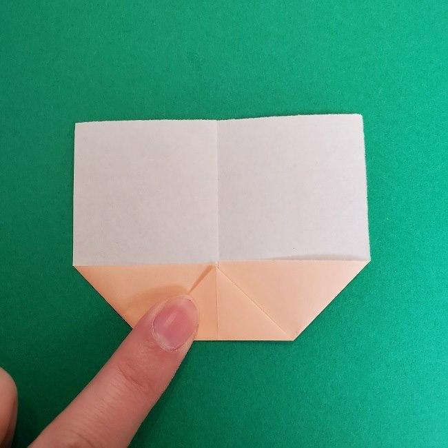 トトロのめいちゃん*折り紙の折り方作り方 (5)
