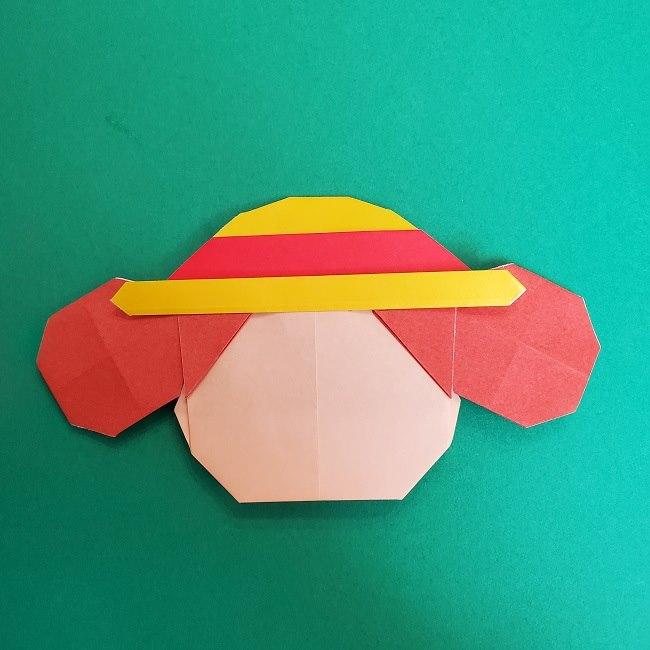 トトロのめいちゃん*折り紙の折り方作り方 (51)