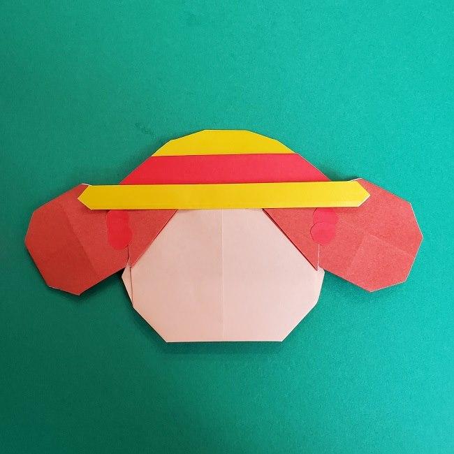 トトロのめいちゃん*折り紙の折り方作り方 (53)
