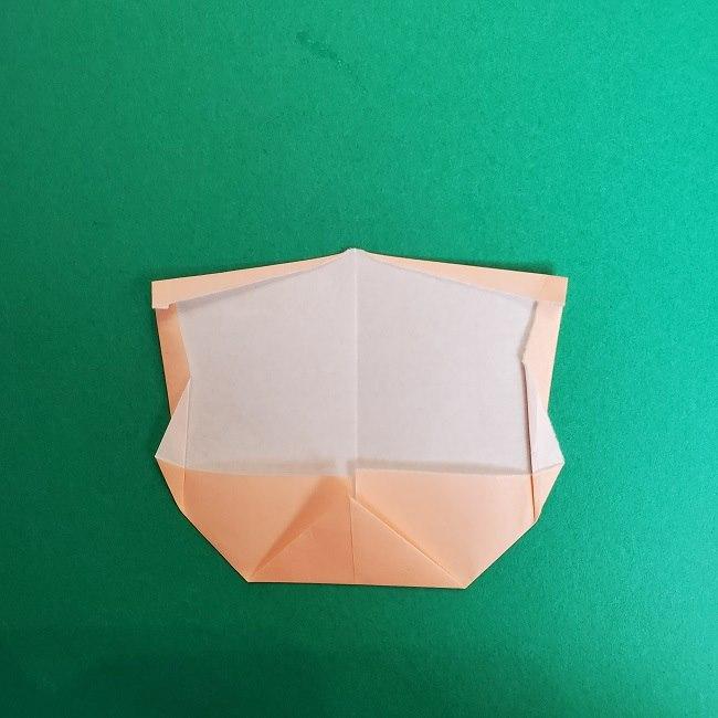 トトロのめいちゃん*折り紙の折り方作り方 (8)