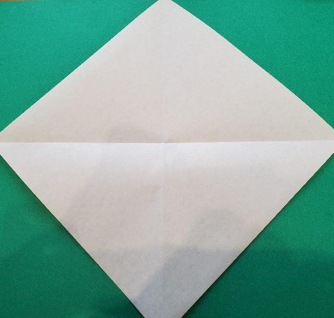 ニャトランの折り紙*折り方作り方 (4)