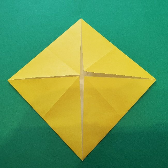 ニャトランの折り紙*折り方作り方 (5)