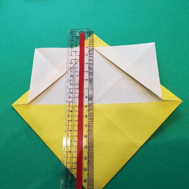 ニャトランの折り紙*折り方作り方 (6)