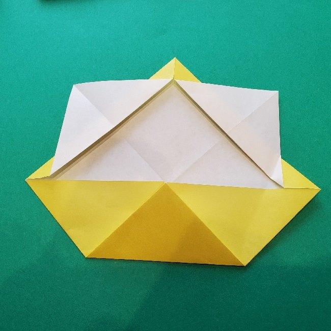 ニャトランの折り紙*折り方作り方 (7)