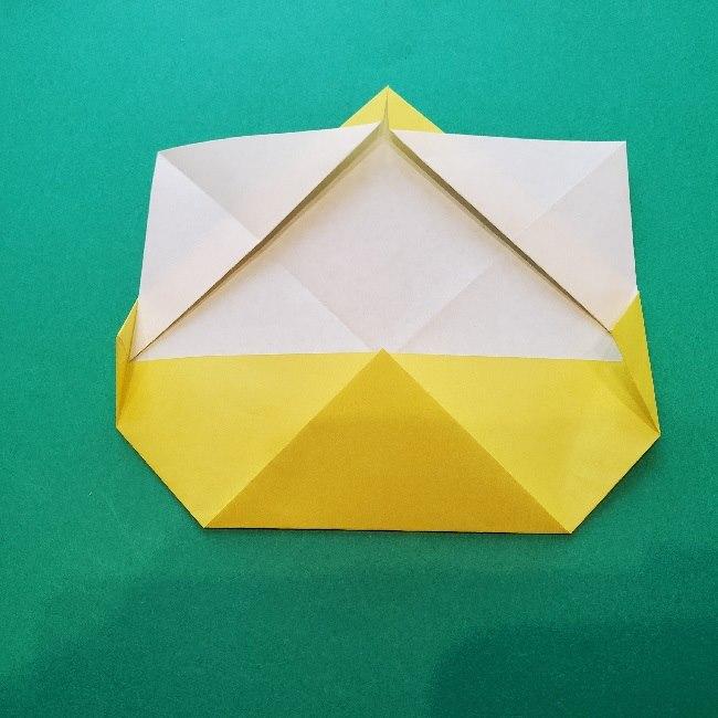 ニャトランの折り紙*折り方作り方 (8)
