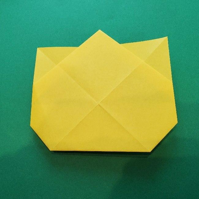 ニャトランの折り紙*折り方作り方 (9)