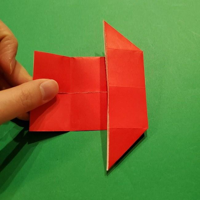 パックンフラワーの折り紙*折り方作り方 (10)