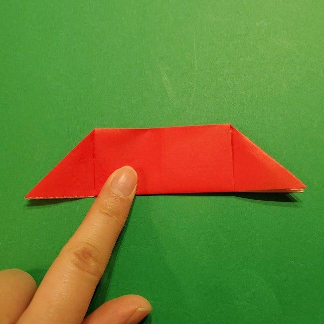 パックンフラワーの折り紙*折り方作り方 (13)