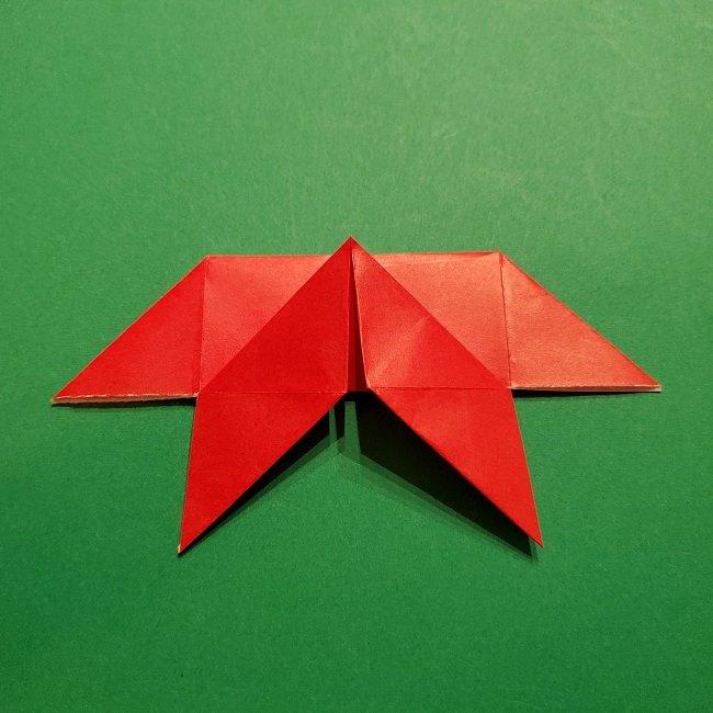 パックンフラワーの折り紙*折り方作り方 (14)
