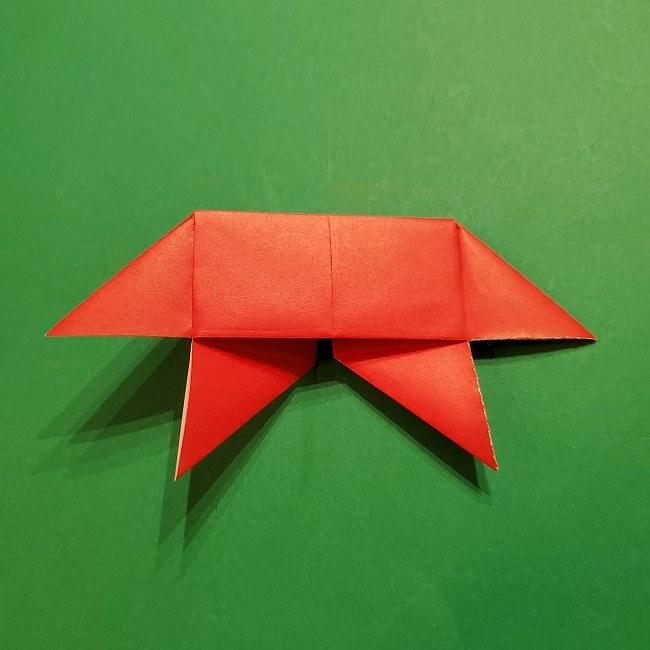 パックンフラワーの折り紙*折り方作り方 (15)