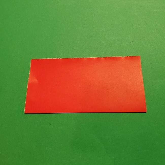 パックンフラワーの折り紙*折り方作り方 (2)