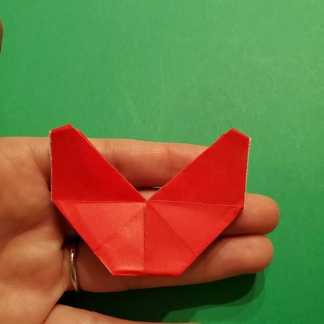 パックンフラワーの折り紙*折り方作り方 (24)