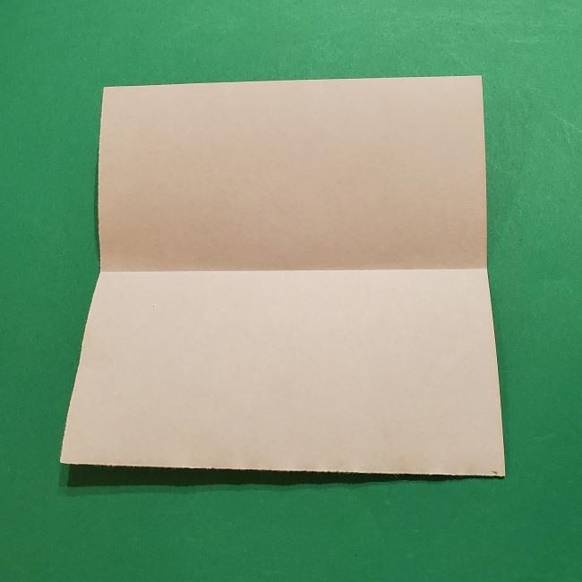 パックンフラワーの折り紙*折り方作り方 (3)