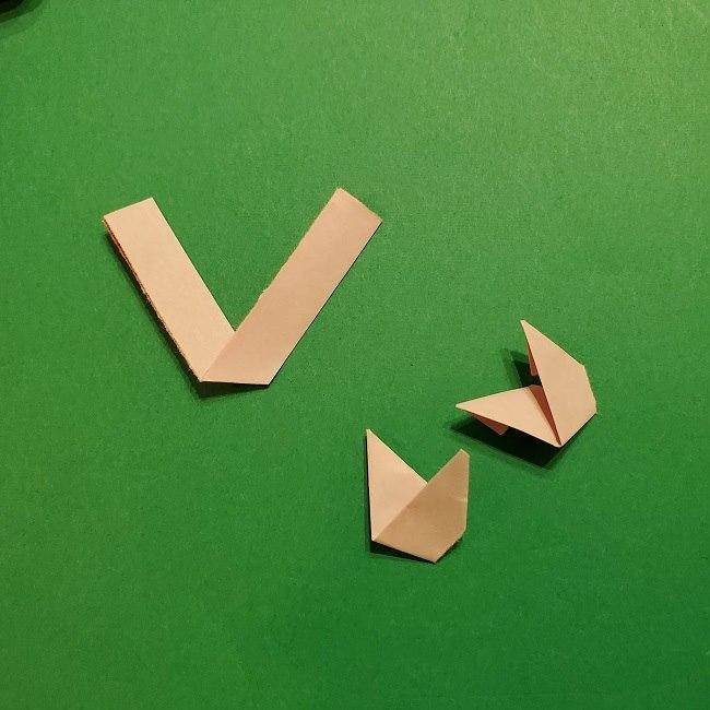 パックンフラワーの折り紙*折り方作り方 (35)