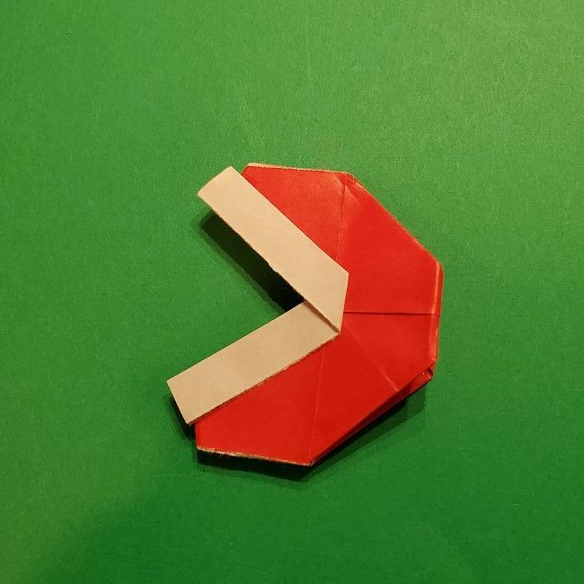 パックンフラワーの折り紙*折り方作り方 (36)